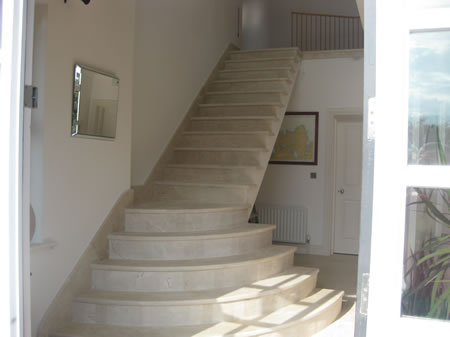 Concrete Stairs Bespoke Custom Made Concrete Stairs